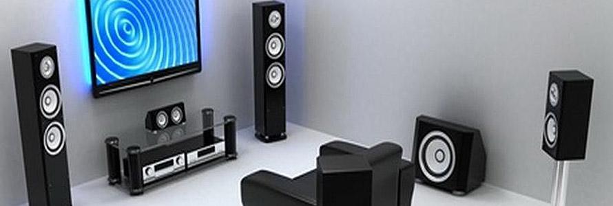 tv setup services- home cinema setup
